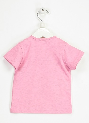 Locopop Tişört Pembe